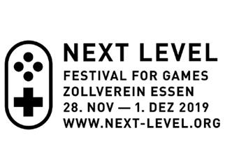 Next Level – Festival for Games
